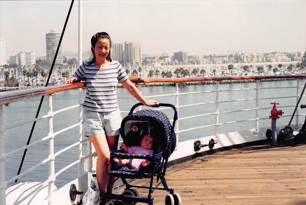 1998-August-29-@ the ship of the Queen Mary