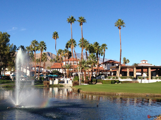 Rancho Las Palmas in Palm Dessert in Calif