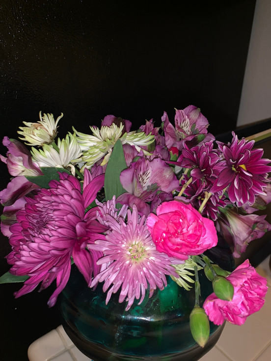 Flowers for Taylor~!