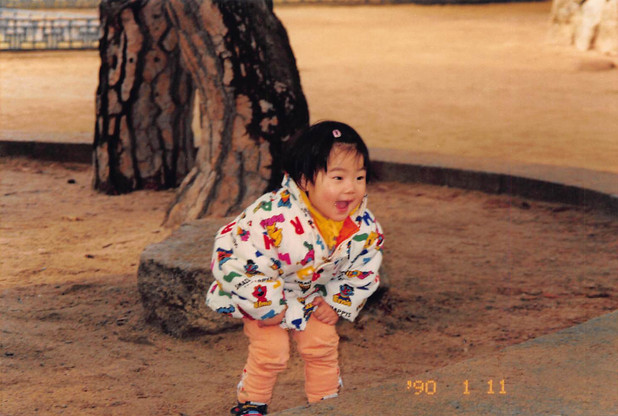 2000-Early Spring-Trip to 'Kyung-Ju'
