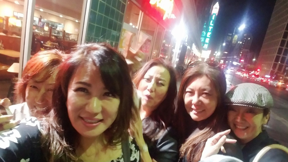 Fun out with friends~!