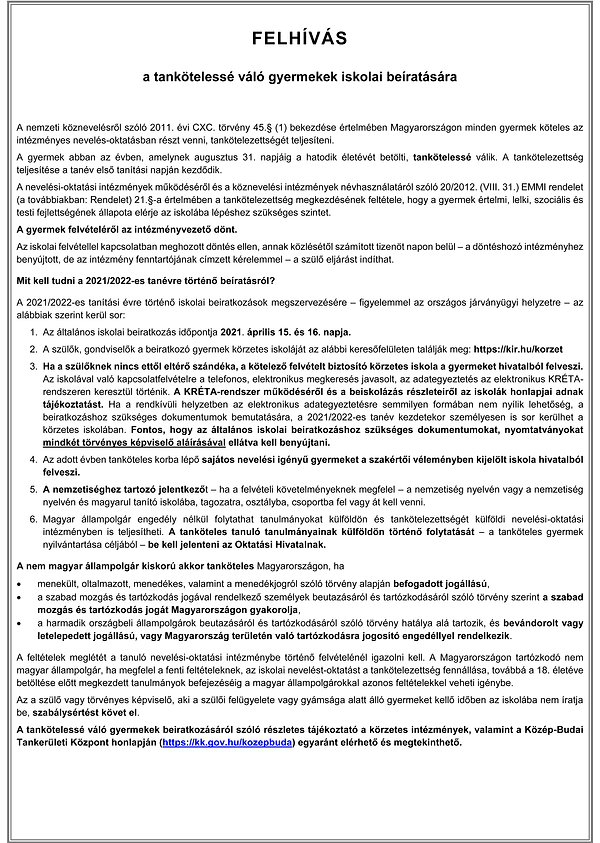FELHIVAS_A3_2021-2022_vegleges_eredeti(1