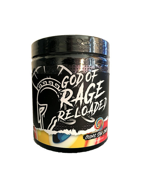 God of Rage Reloaded