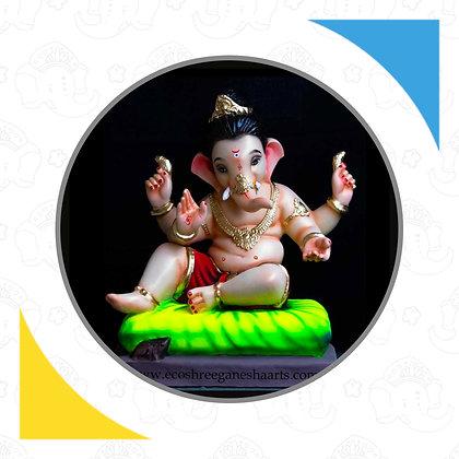 Gadibal Murut Mukut Ganesha