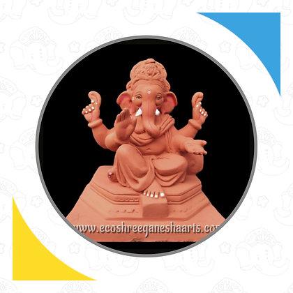 Red soil Ganesha