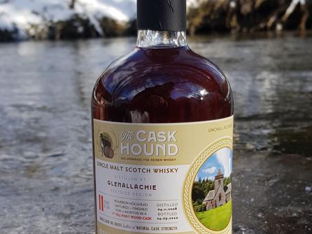 The Caskhound – Glenallachie 11 Jahre