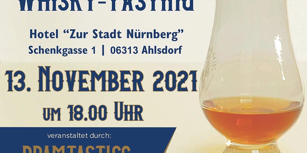 "Whisky-Tasting im Landhotel ""Zur Stadt Nürnberg"""