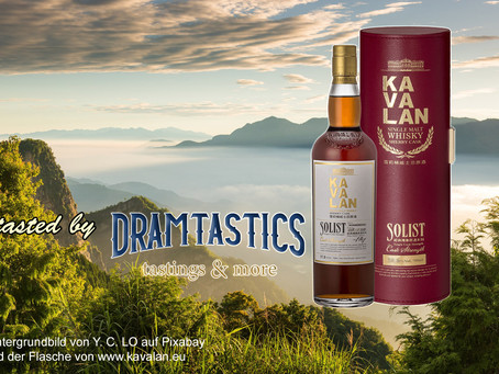 Kavalan Solist Sherry 2012/2018 57,8 % vol.