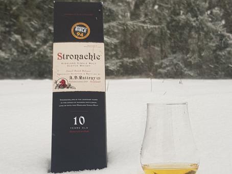 Stronachie 10 - Whisky aus einer Lost Distillery?