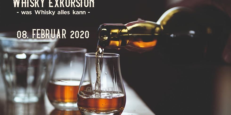 "Whiskytasting ""Was Whisky alles kann"" Scotch & Irish"