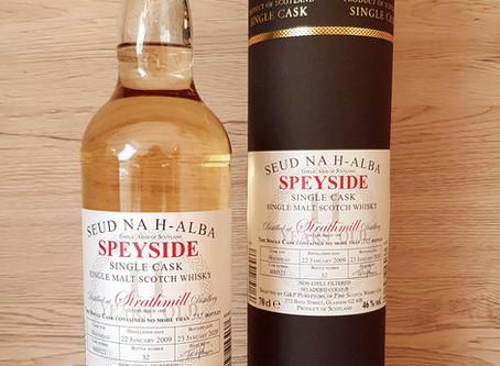 ALDI SÜD Single Cask Whisky – Seud Na H-Alba Strathmill 11 Jahre 2009/2020