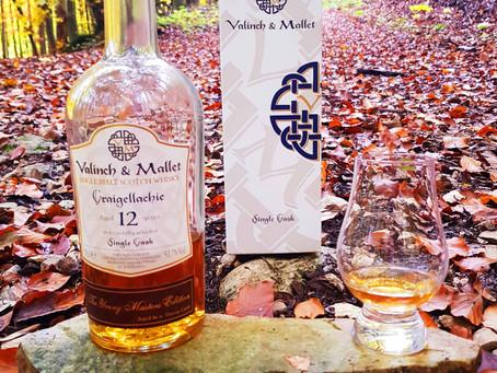 """Craigellachie 12 Jahre von Valinch & Mallet """"The Young Masters Edition"""""""