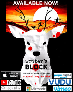 Writers Block 1350 x 1080 Available now.