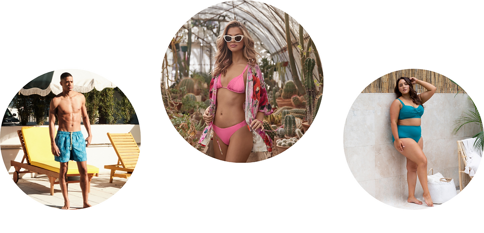 Shop the best designer swimwear in canada and the US from sun vixen swimwear which is an online swimwear store for luxury women swimwear designer men trunk and slimming plus size swimsuits