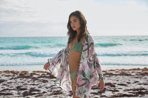sage isla mint green bikini top pilq
