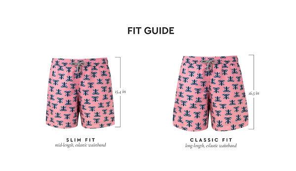 Follow Palmacea Fit Guide Men while shopping men's designer swimwear online from sun vixen swimwear which is designer swimwear store for luxury swimwear located in canada