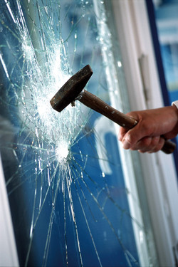 window-tinting-sydney-security-film-office-break-in