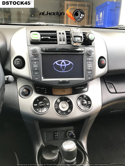 Autoradio GPS Toyota Rav-4 Android 10.0 2006-2012