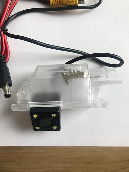 Camera de recul Peugeot RCZ avec 4 LED