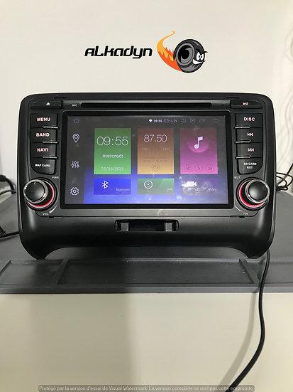 Autoradio GPS Audi TT Alkadyn Android 10.0 haut de gamme