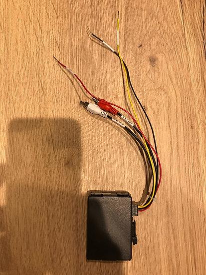 Décodeur fibre optique Mercedes ML GL classe C E R