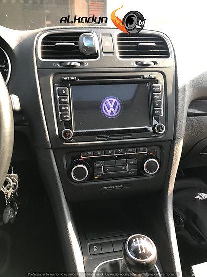 Autoradio GPS Alkadyn Golf 5 Golf 6 Touran Polo Passat Tiguan Eos Android 10