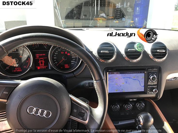 Autoradio GPS Audi TT Alkadyn  Android 10.0 bouton droite