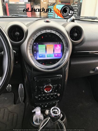 Autoradio GPS Mini Cooper PX Alkadyn Android 10.0 2006-2013
