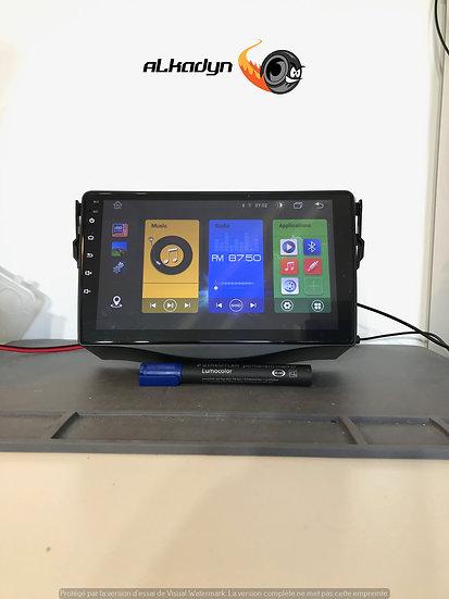 Autoradio GPS Toyota Rav-4 Alkadyn Android 10.0 2006-2012 full tactile