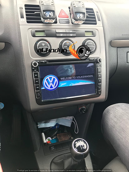 GPS VW golf 5 6 eos touran sirocco tiguan android 6.0 reconditionné