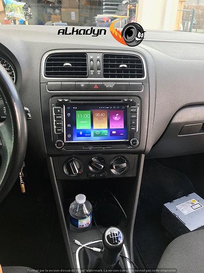 Autoradio GPS Golf 5 Golf 6 Touran Polo Passat Tiguan Eos And 10 Reconditionné