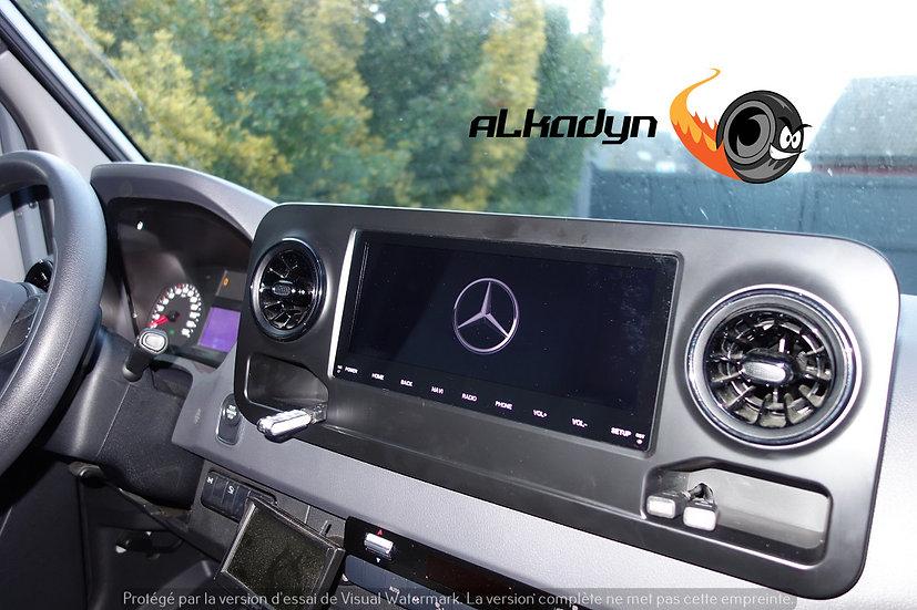 Autoradio GPS Sprinter 2019 Alkadyn Android 10.0