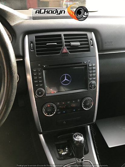 Autoradio GPS Mercedes Classe A classe B W169 W245 Alkadyn Android 10.0