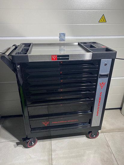 Servante à outils Widmann 8 tiroirs 6 pleins 1 tiroir vertical