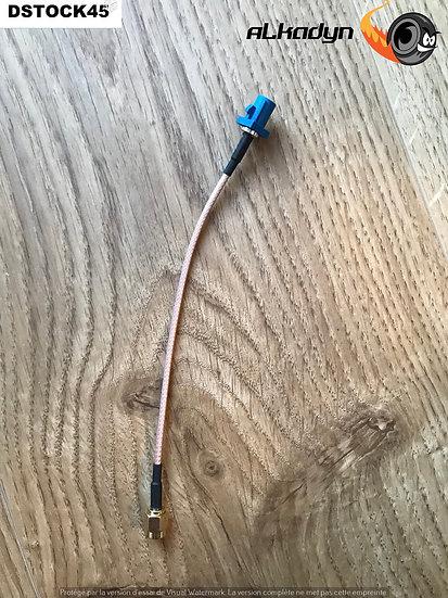 Adaptateur de récupération antenne GPS d'origine