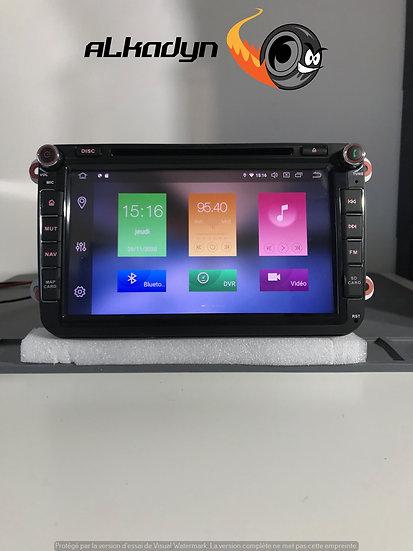 Autoradio PX GPS Golf 5 Golf 6 Touran Polo Passat Tiguan Eos Android 10