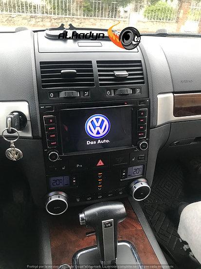 Autoradio GPS Volkswagen VW T5 Touareg Android 10.0
