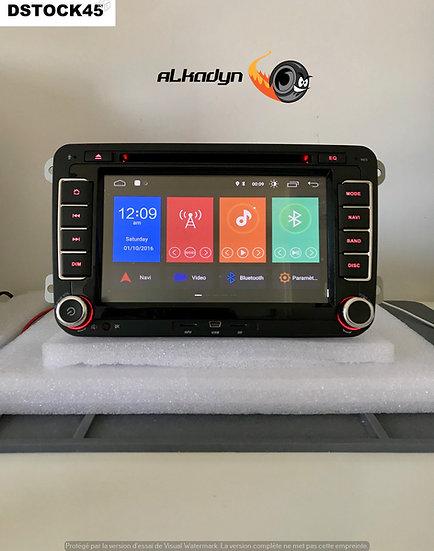 Autoradio GPS Seat Altea Leon Alkadyn Android 10