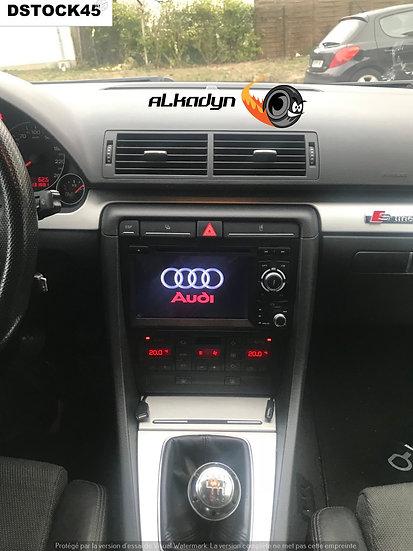 Autoradio GPS Audi A4 S4 Alkadyn Android 10.0 reconditionné