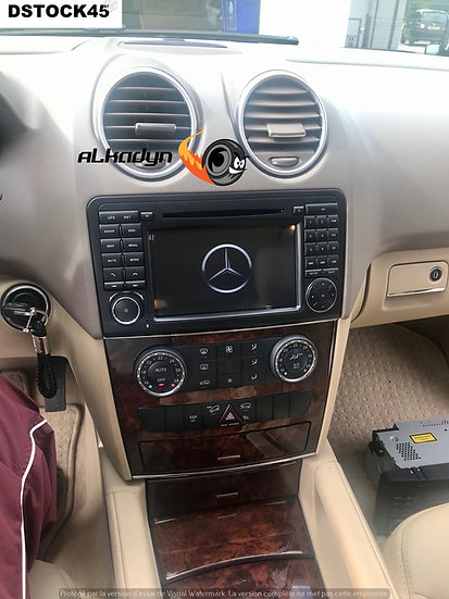 Autoradio GPS Mercedes benz ML / GL Alkadyn Android 10.0