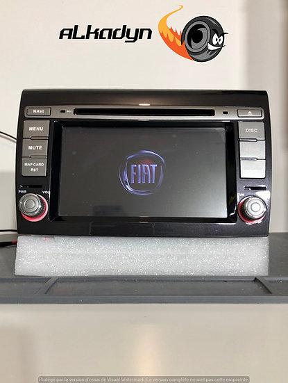 Autoradio Alkadyn GPS Fiat Bravo 2007-2014 Android 10.0