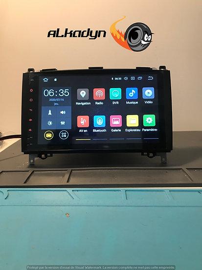 GPS Vito Viano Sprinter W639 W169 W245 Classe A B android 10.0 reconditionné