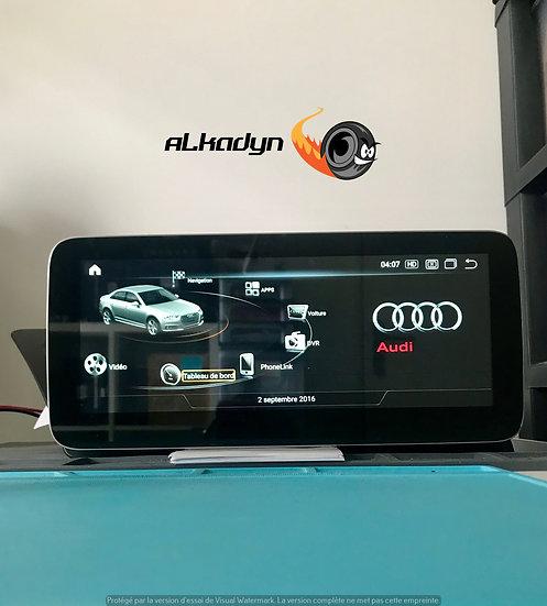 GPS Audi A4L A5 2008-2017 Alkadyn IPS 4Go ram + 64Go