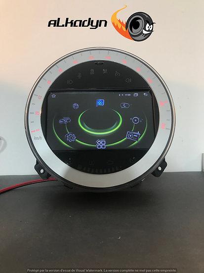 Autoradio GPS Mini Cooper sur mesure  Alkadyn Android 10.0 2006-2013