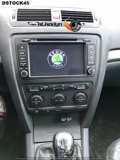 Autoradio GPS Skoda Octavia Android 9