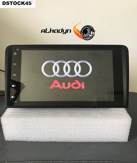 Autoradio GPS Audi A3 S3 Alkadyn Grand écran