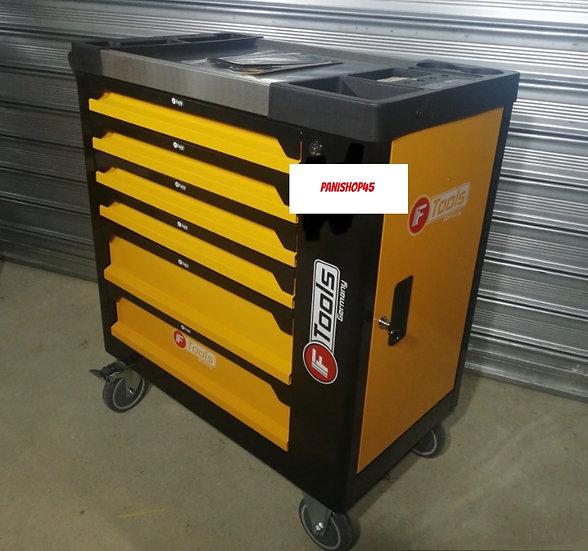 Servante à outils FTOOLS 6 tiroirs 5 remplis + placard