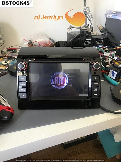 Autoradio GPS Fiat Ducato Peugeot Boxer Citroen Jumper Android 10.0 4Go de RAM