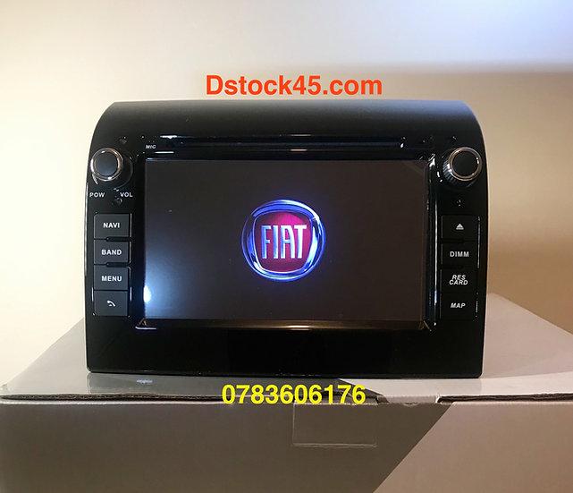 Autoradio GPS Fiat Ducato Jumper Boxer 2008-2015 Android10.0