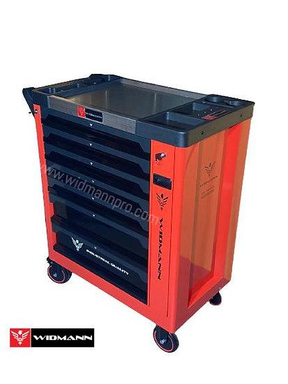 Servante à outils WIDMANN 7 tiroirs 7 remplis + 1 tiroir + Clé dynamométrique